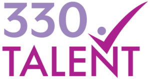 330Talent logo